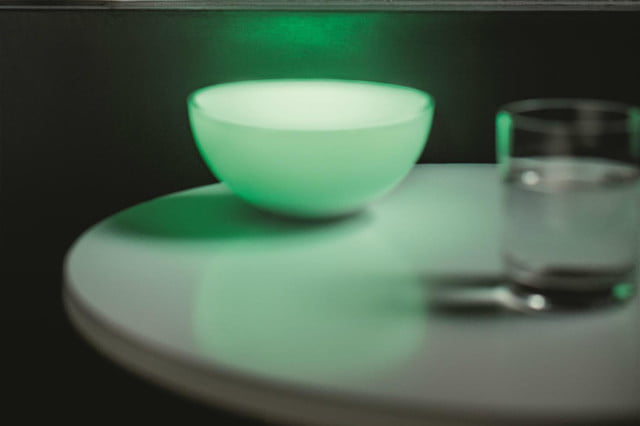 philips hue go is a nifty looking portable led light table