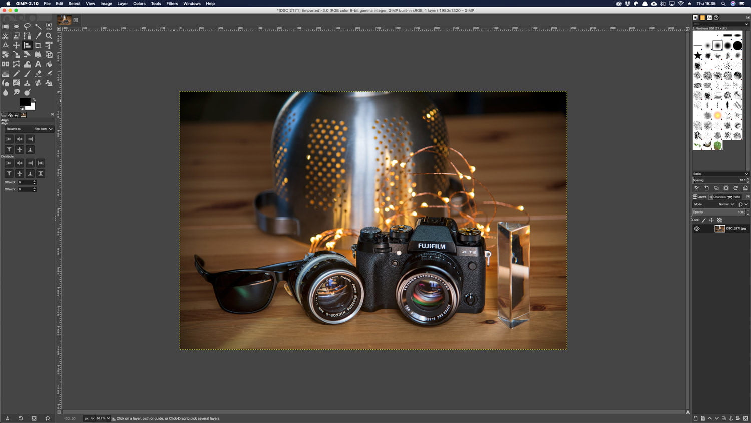 Photoshop vs  GIMP | Digital Trends