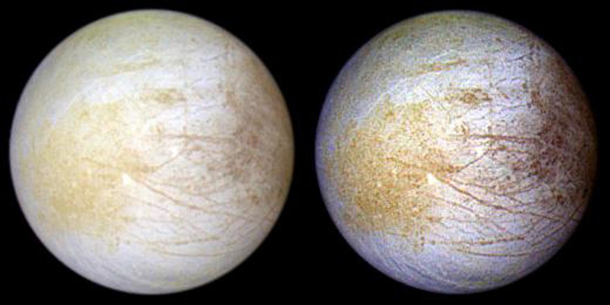 Pass the salt please: table salt found on Jupiter's moon Europa