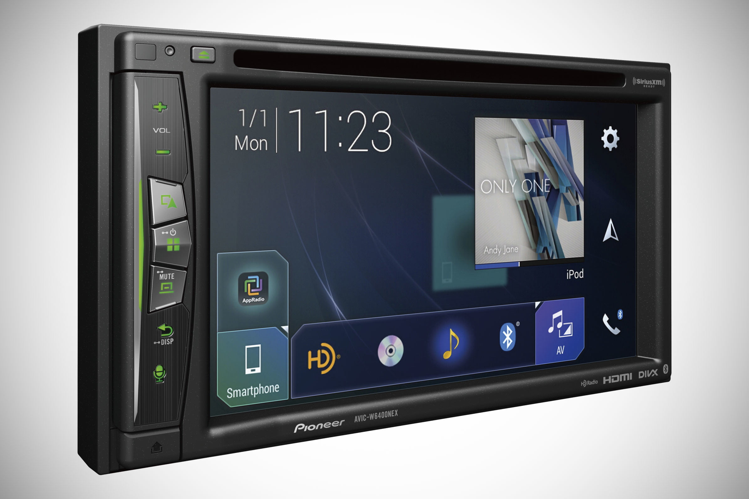 pioneer s new nex in dash receivers take carplay or. Black Bedroom Furniture Sets. Home Design Ideas