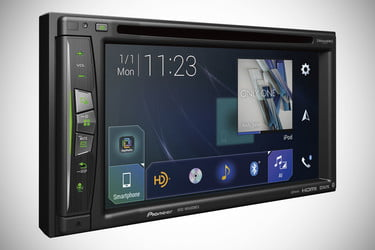Pioneer NEX In-Dash Receivers Offer Fully Wireless CarPlay, Android