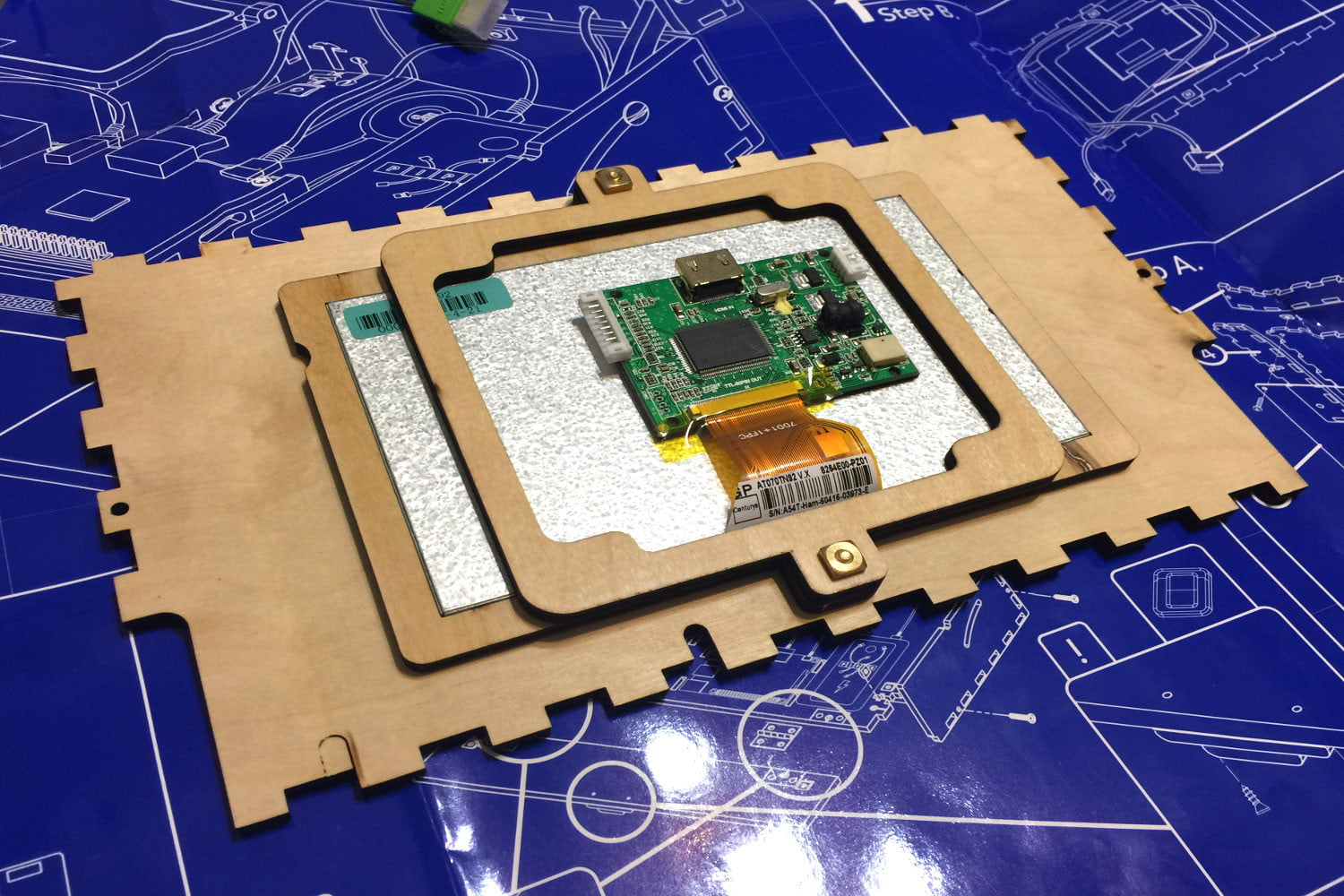 Piper Computer Kit Review Digital Trends Creative And Cool Ways To Reuse Old Circuit Boards 15 7 Sides