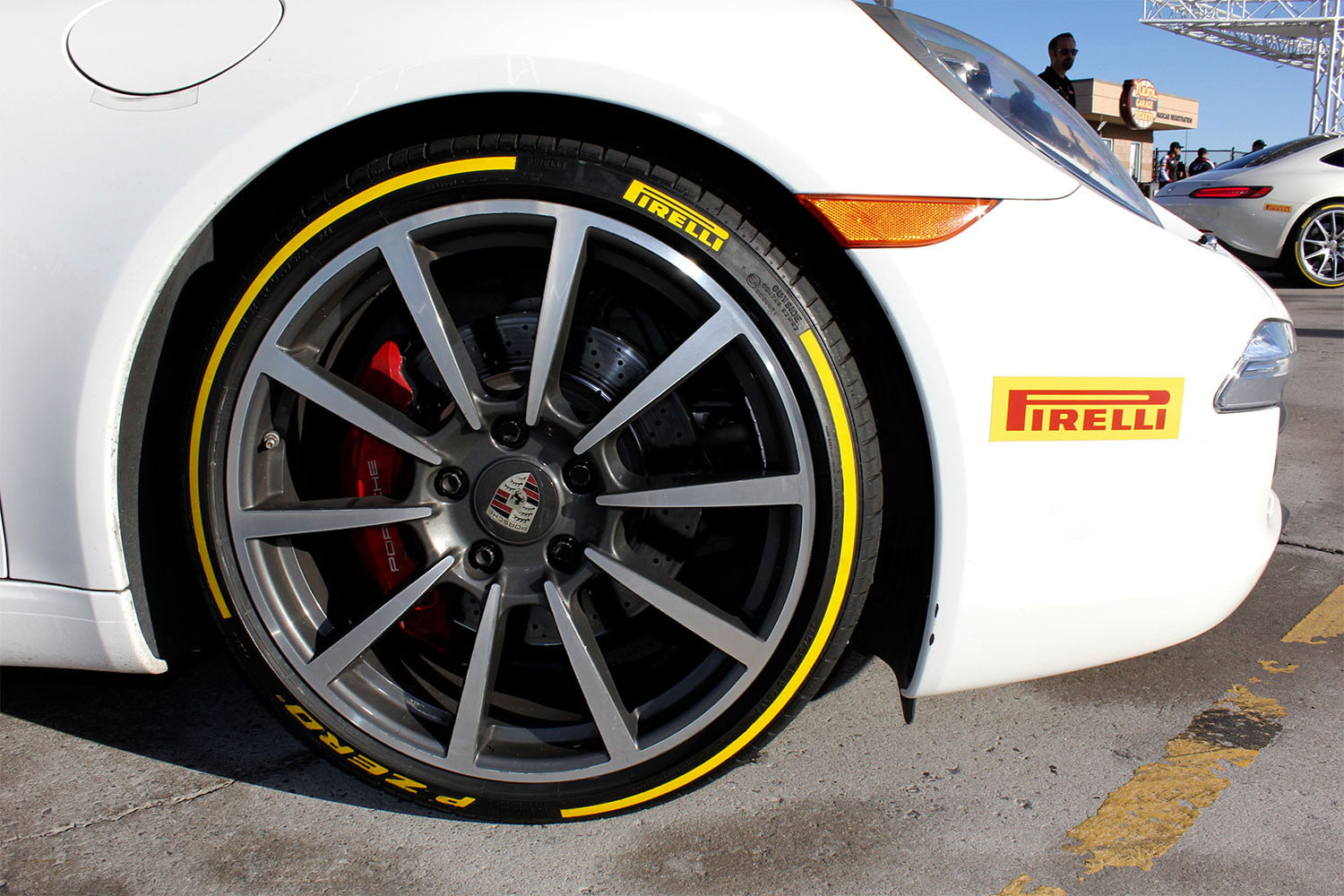 The New Pirelli P Zero Tires Are Bred To Make Good Cars