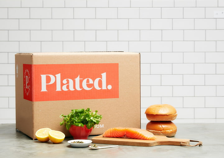 plated box