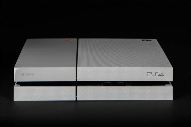 PlayStation 4 PS4 20th Anniversary ftront