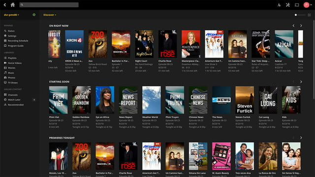 plex media server adds dvr feature 3