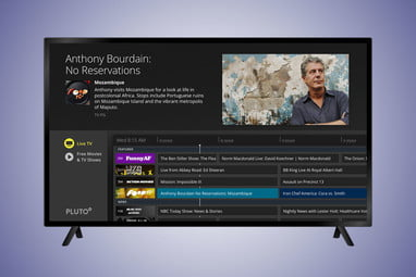 What is Pluto TV? Here's Everything to Know About the