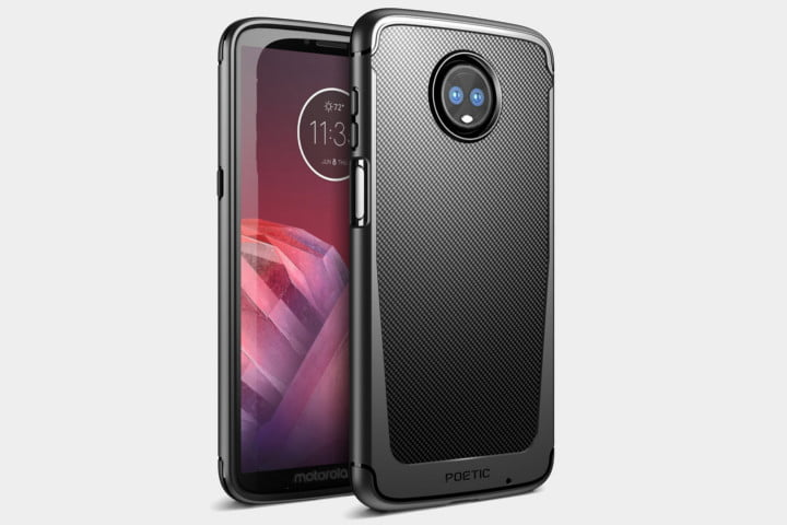 poetic best moto z3 play cases