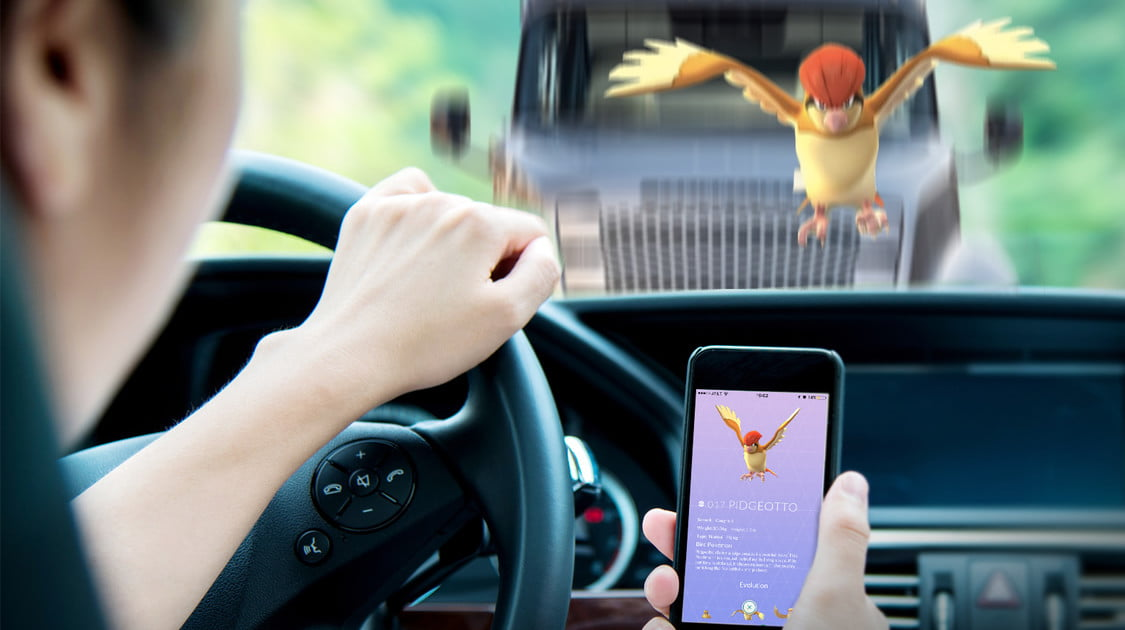 Pokémon Go is now even harder to play while driving | Digital Trends