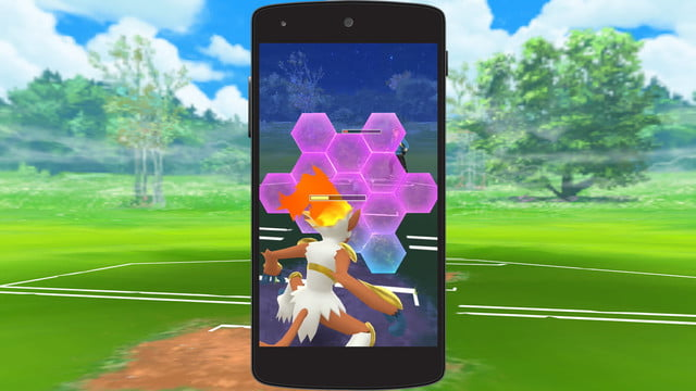 pokemon go how pvp and trainer battles work protection shields