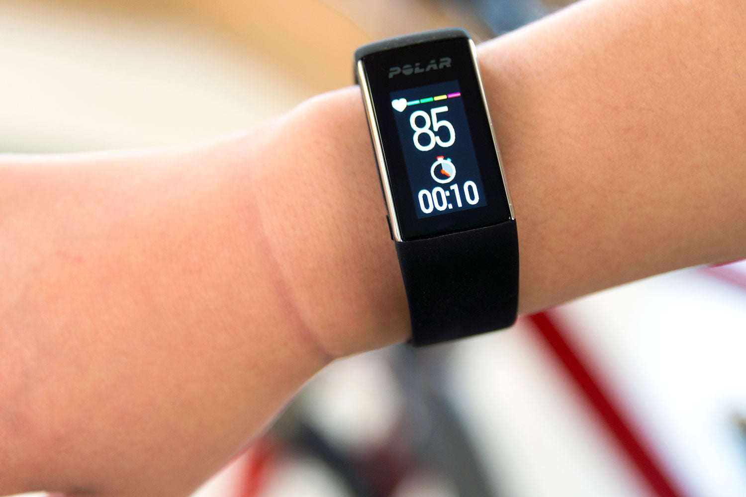 The Best Fitness Trackers With A Heart Rate Monitor Digital Trends Garmin Gps 18 Pc Wiring Diagram Polar A360 Heartrate