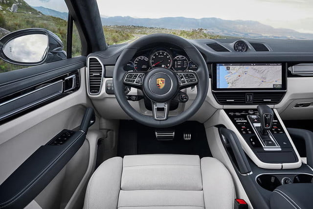 the 2020 porsche cayenne coupe is all about style 12