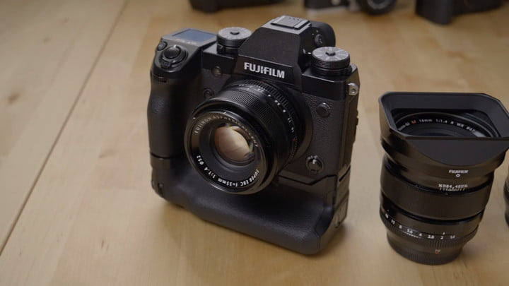 Fujifilm X-H1 review