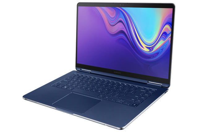 samsung announces notebook 9 pen pr nt950sbe 004 r perspective blue