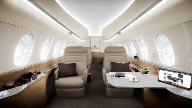high speed concepts that could mark the return of supersonic travel press center  cabin c res