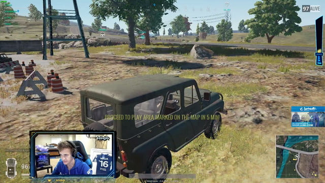 best playerunknowns battlegrounds streams pubg streamers ninja