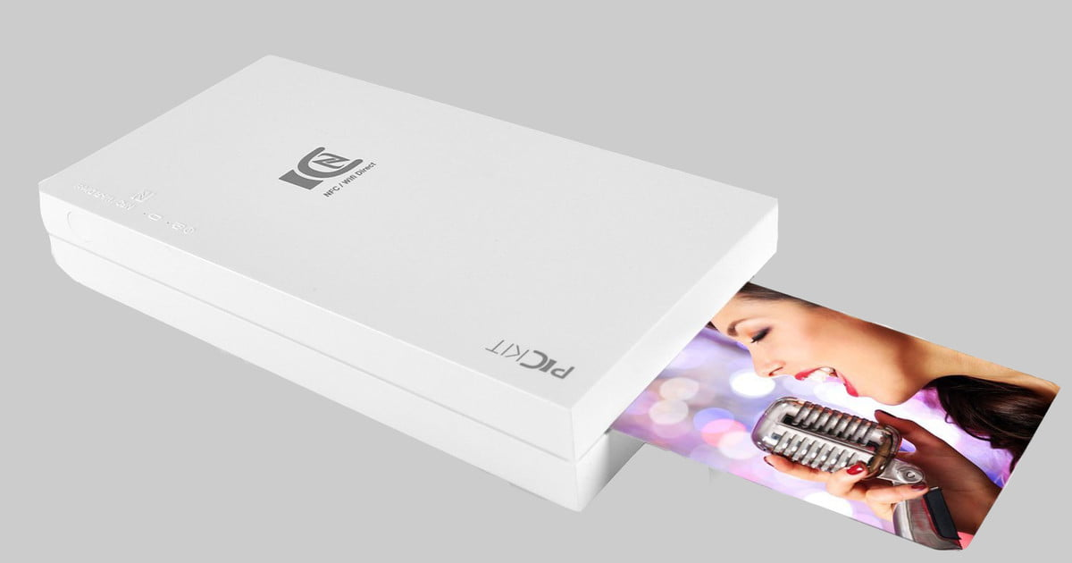 pyle launches portable photo printer for mobile devices. Black Bedroom Furniture Sets. Home Design Ideas