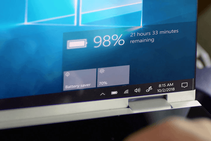 qualcomm lte pc always connected laptop battery life