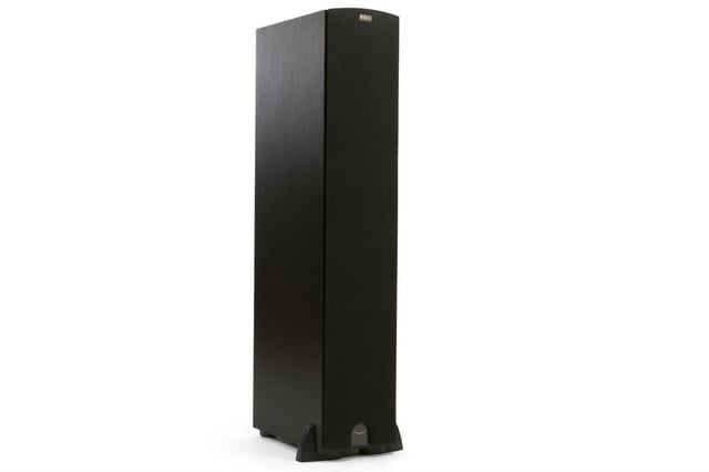 klipsch unveils stockpile new speakers reference home theater line r 26f grille