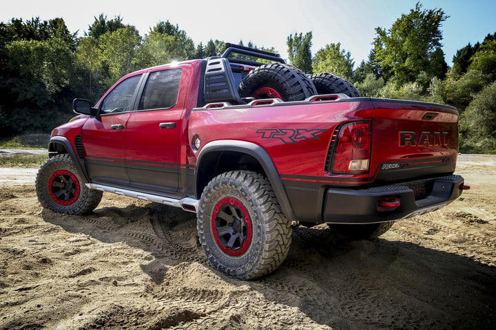 2018 Dodge Rebel >> Is Ram About To Uncage The Most Powerful Factory Built Half Ton