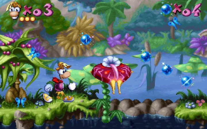 best ps1 games rayman