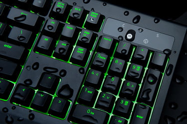 b46eedcdece Razer Revamps BlackWidow Ultimate Keyboard With Dust. Spill ...