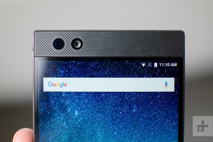 Razer Phone review top front