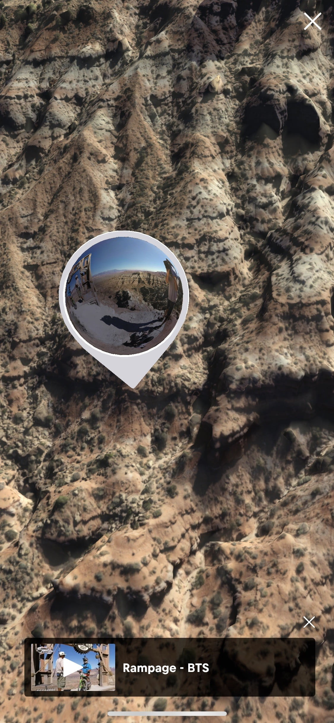 Red Bull Partners with Intel for Extreme Mountain Bike AR