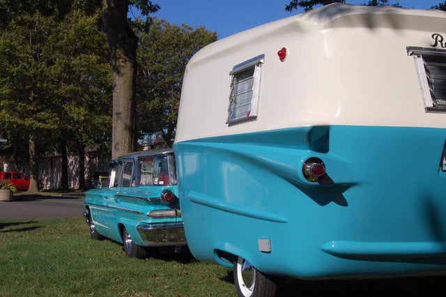 relic custom trailers are 60s inspired campers 0012
