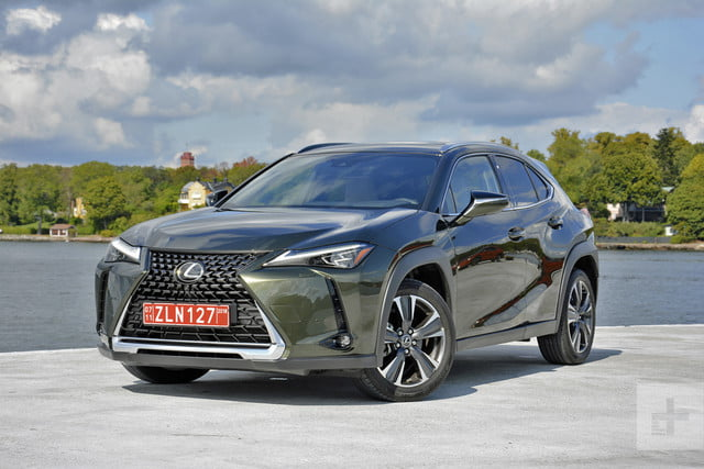2019 lexus ux first drive review driving impressions specs digital trends. Black Bedroom Furniture Sets. Home Design Ideas