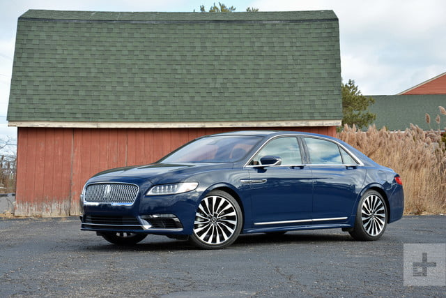 2019 Lincoln Continental Review | Digital Trends