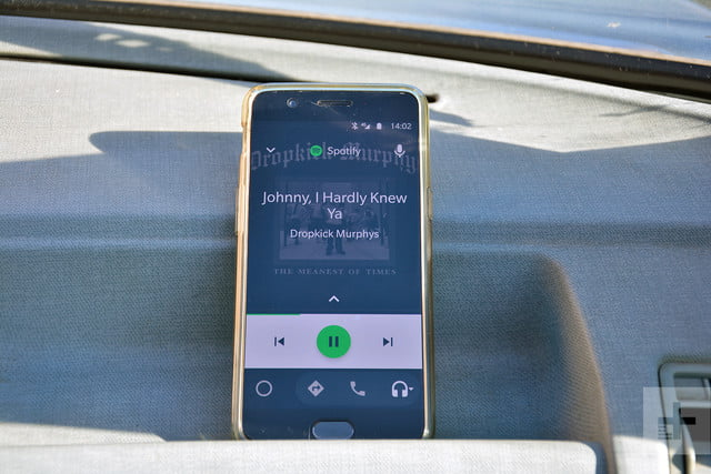 android auto november 2018 update focuses on messaging media rg 11 18 3