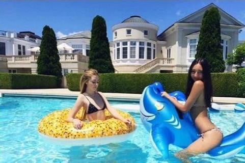 Rich Kids Of Instagram And Snapchat Flaunt Their Wealth