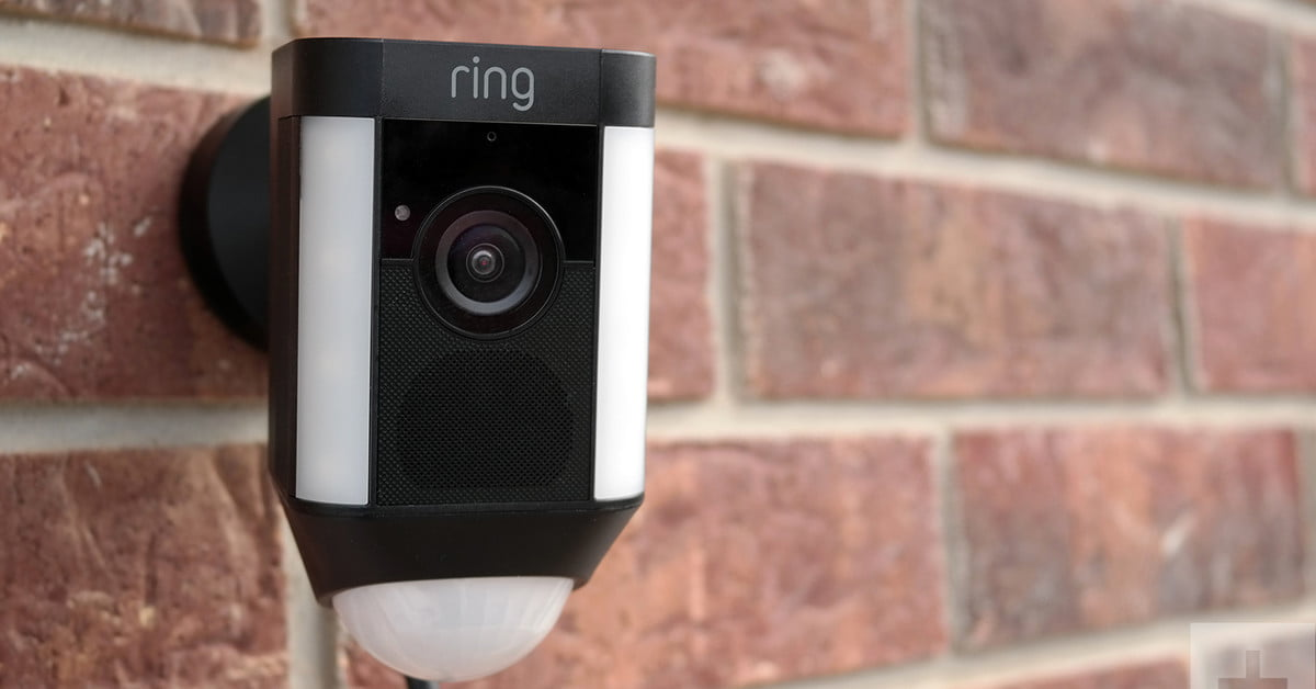 Ring Spotlight Cam Wired Review Digital Trends