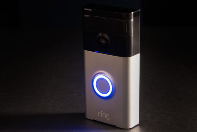 ring video doorbell 2 led