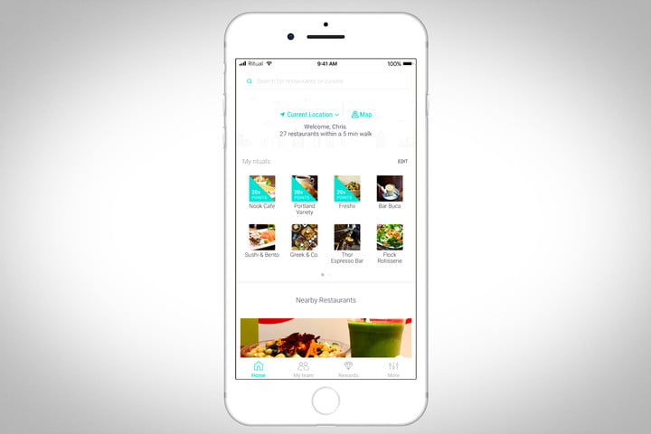 Order-ahead app Ritual wants to make lunch breaks easier, launches nationwide