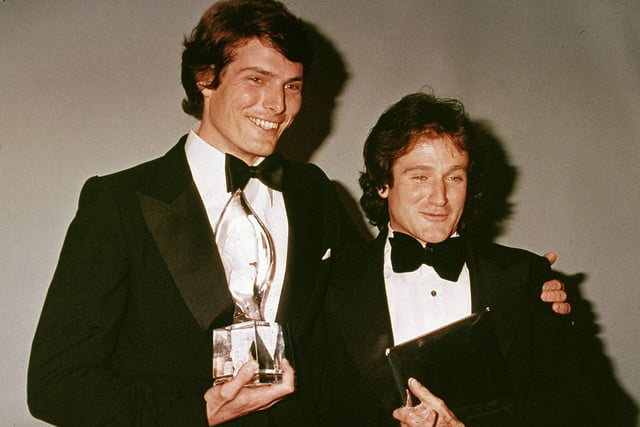 14 famous actors who used to be roommates robin williams and christopher reeve