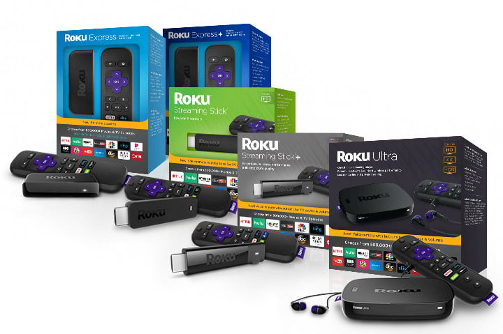Roku Express Express Plus Streaming Stick Plus Ultra