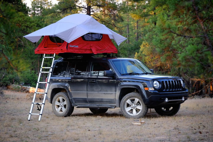 best rooftop tents yakima skyrise