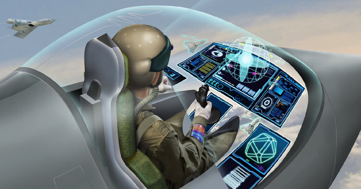 Bae Says Future Fighter Jets Will Be Piloted Through