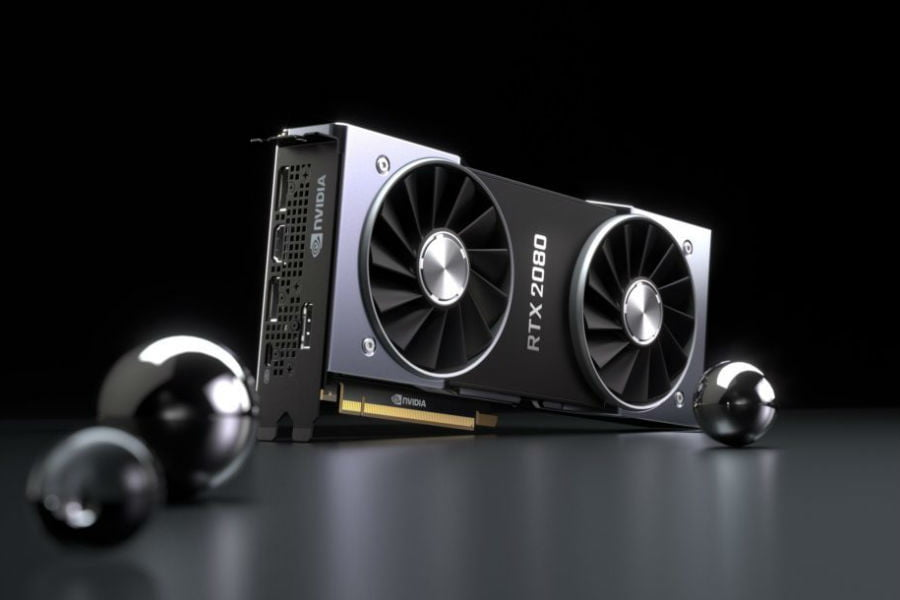 nvidia rtx 2000 series excavated graphics card