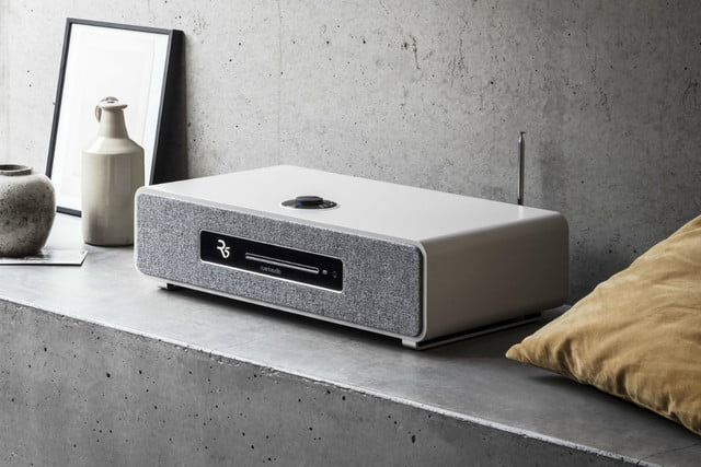 ruark r5 music system news grey front