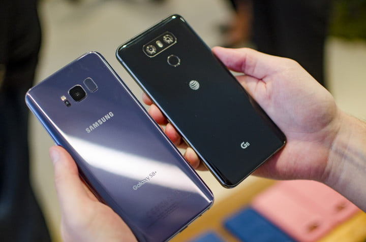 Galaxy S8 Vs Lg G6 Comparisons 137
