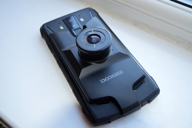 doogee s90 product impressions night vision camera