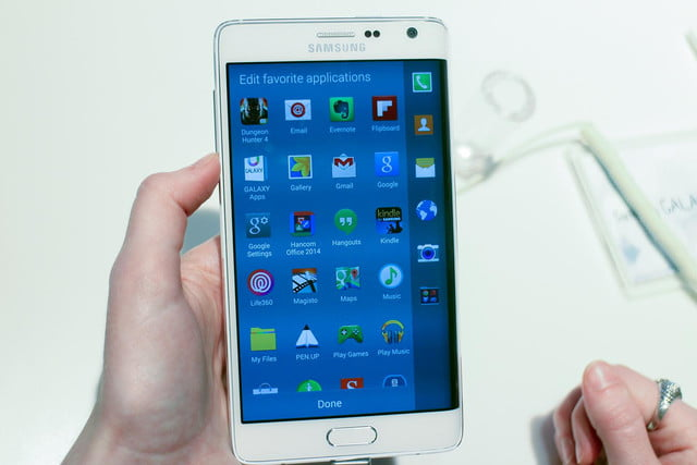 galaxy note edge best features samsung hands on 13