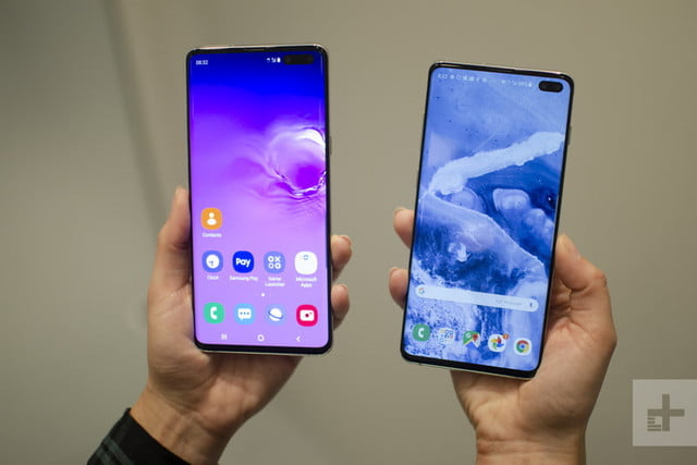 Samsung Galaxy S10 5G Hands-on