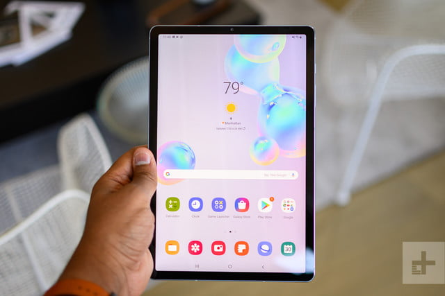 Samsung Galaxy Tab S6 Hands-on Review: Tablet With A Trackpad