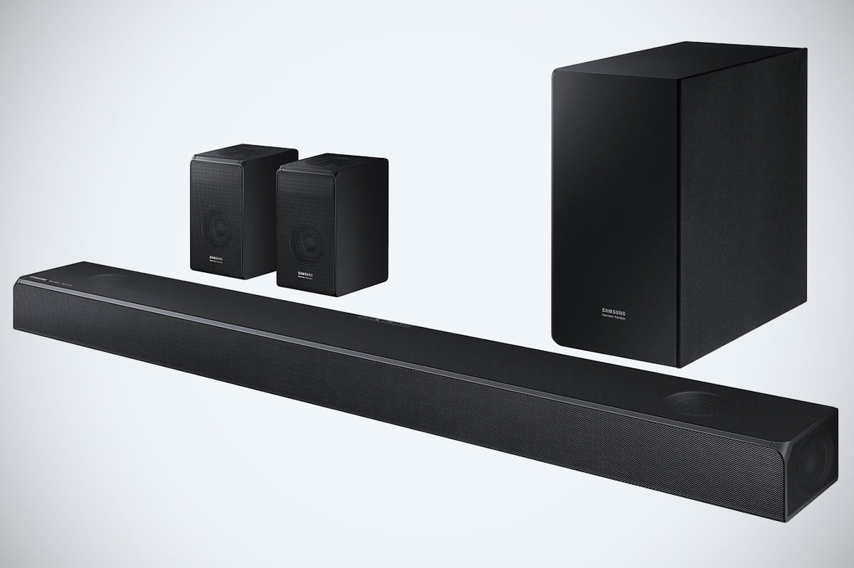 Dolby Atmos-enabled Two Soundbars Samsung New Debuts