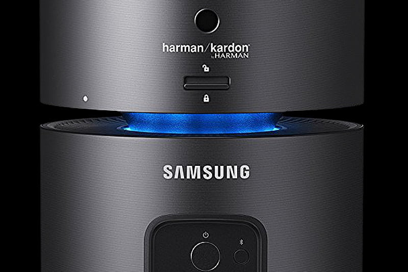 Samsung Gets Artsy With Its New Pulse Cylinder Shaped Pc