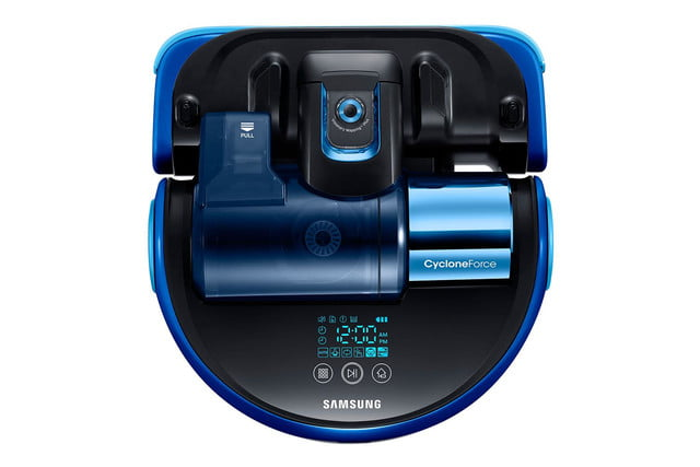 samsungs home appliances at ces 2015 samsung vr20h9030ub 001 front blue